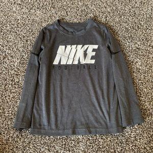 Nike long sleeve boys shirt.